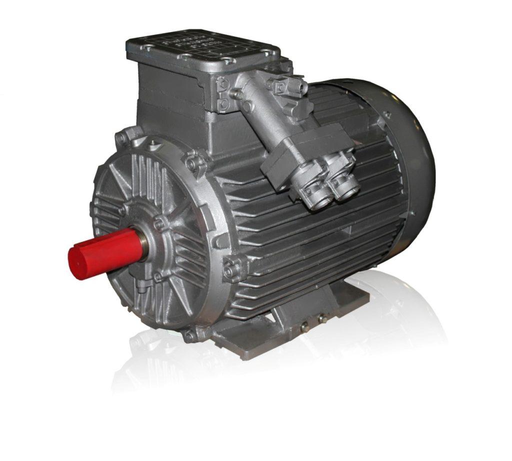 Электродвигатель рудничный ВРА