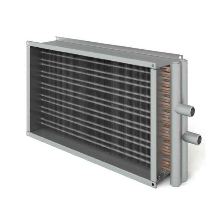 Воздухонагреватель водяной трехрядный WWN 90-50/3