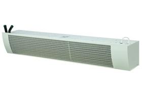 Завеса воздушная с водяным нагревом ZBT-W 16