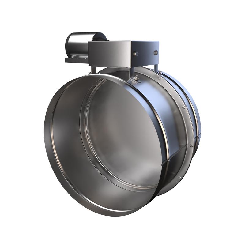 Клапан противопожарный нормально открытый ФКС-3М(120) НО