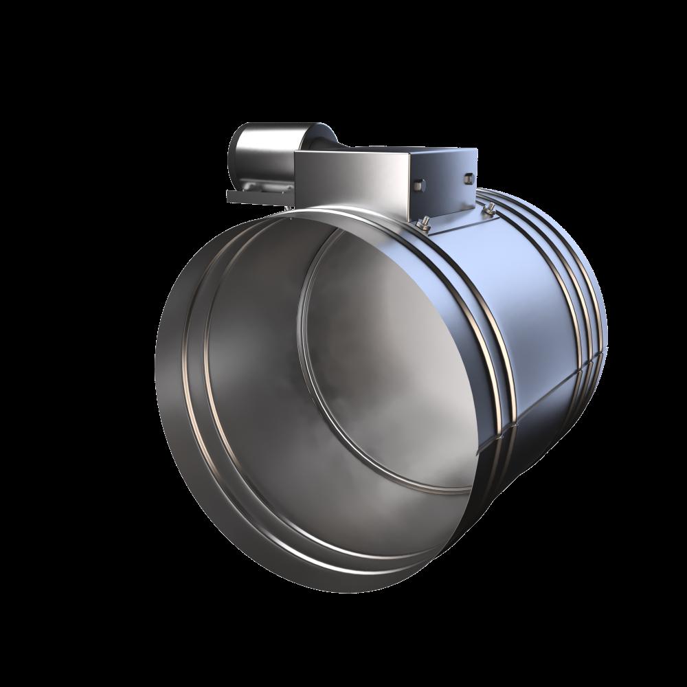 Клапан противопожарный нормально закрытый ФКС-1М (60) НЗ