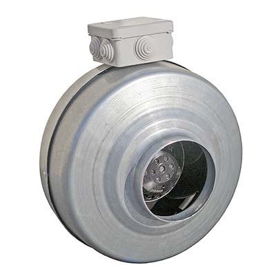 Вентилятор ВКВ-315S (ebmpapst) канальный для круглых воздуховодов (1400 m³/h)