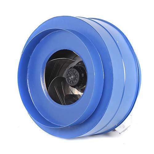 Вентилятор ВКВ-450E (ebmpapst) канальный для круглых воздуховодов (4400 m³/h)
