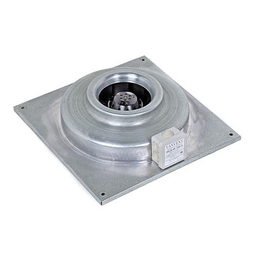 Вентилятор ВКВ-Ф 100Е (ebmpapst) вытяжной канальный на квадратном фланце (250 m³/h)