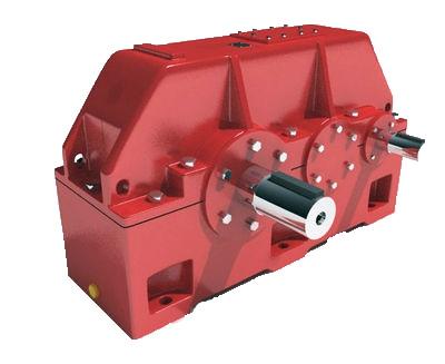 Редуктор цилиндрический двухступенчатый Ц2У315-Ц2У500